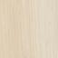 Einlegeböden: Weiß, hochglanz   Gestell: Bambus