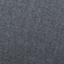 Rivestimento: grigio scuro Gambe: legno di quercia Poggiapiedi: nero