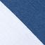 Navyblau, Weiß