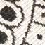 Czarny, odcienie kremowego