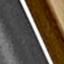 Antracytowy, drewno tekowe