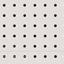Rahmen: Schwarz Buchstabentafel: Grau Buchstaben: Schwarz