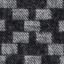 Vorder- und Rückseite: Anthrazit, Grau
