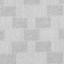 Vorder- und Rückseite: Silbergrau, Grau