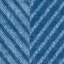 Vorder- und Rückseite: Hellblau, Königsblau