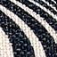Vorderseite: Graublau, Hellbeige, SchwarzRückseite: HellbeigeKeder: Schwarz