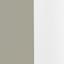Eiche, Weiß, Grau