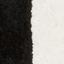 Czarny, kremowy