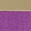 Dose: Violett, transparentDeckel: Goldfarben