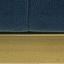 Revêtement: bleu Structure: couleur dorée, brillant