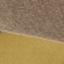 Revêtement; beige Pieds: couleur dorée, brillant