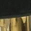 Bezug: Grün Füße: Goldfarben