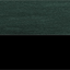Revêtement: vert foncé Pieds: noir, couleur dorée