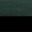 Rivestimento: verde scuro Piede: nero, Goldfarben