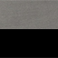 Bekleding: grijs. Poten: zwart, goudkleurig