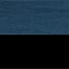 Revêtement: bleu marine Pieds: noir, couleur dorée