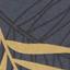 Goudkleurig, grijsblauw