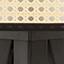 Paralume: beige, nero Base della lampada: nero opaco Cavo: nero