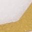 Weiß marmoriert, Goldfarben