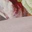 Taupe, wielobarwny (biały, zielony, żółty)