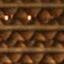 Lampenschirm: Braun Baldachin: Schwarz