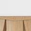 Lampenschirm: WeißLampenfuß: Holzfurnier