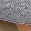 Rivestimento: grigio Gambe: legno di faggio
