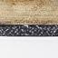 Tischplatte: MangoholzSitzfläche: Grau, meliertGestell: Weiß
