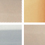 Jaune, marron, gris, brun