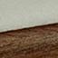 Scatola: marrone Coperchio: bianco marmorizzato