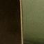 Frame: geborsteld messingkleurig. Vaas: dennengroen, transparant