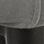 Revêtement: gris Pieds: noir, couleur dorée