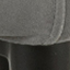 Bezug: Grau Füße: Schwarz, Goldfarben