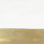 Ripiani: marmo bianco Struttura: oro