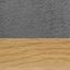 Tapizado: gris oscuro Patas: metal en apariencia de roble