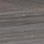 Piano d'appoggio: legno di mango, grigio scuro lavato Gambe: nero opaco