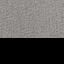 Bekleding: grijs. Voet: zwart