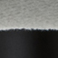 Rivestimento: grigio chiaro Gambe: nero opaco Poggiapiedi: dorato, lucido