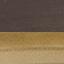 Piano d'appoggio: legno di mango verniciato  scuro Struttura: dorato