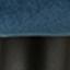 Rivestimento: blu scuro Gambe: nero opaco