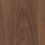 Struttura: legno di noce Struttura e maniglie: nero Ante: trasparente