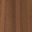 Korpus: Walnussbraun Griffe, Rahmen und Füße: Schwarz