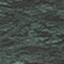 Piano d'appoggio: marmo verde Gambe: nero opaco