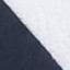 Bleu foncé, blanc