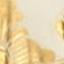 Beige, couleur dorée, brun foncé