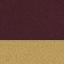 Tapicerka: burgundowy Noga: odcienie złotego