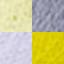 Żółty, biały, odcienie szarego