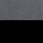 Rivestimento: grigio Gambe: nero opaco