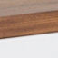 Blat: drewno akacjowe, lakierowane Stelaż: biały, matowy