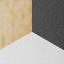 Antracite, grigio chiaro, marrone